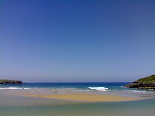 Foto playa Gors.