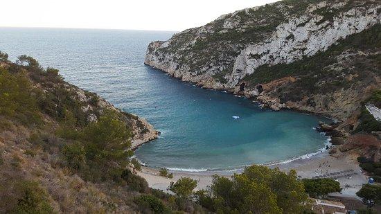 Foto playa Cala de En Medio / Cala D'Enmig.
