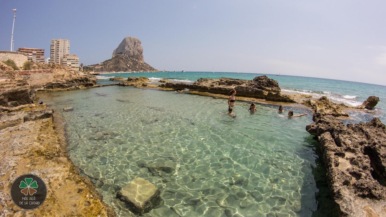 Foto playa Cap Marti / La Almadrava / Cala Sardinera.