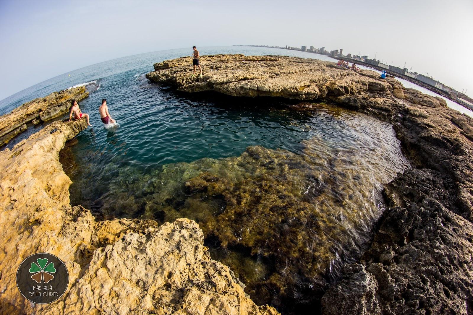 Playa Cap Marti / La Almadrava / Cala Sardinera