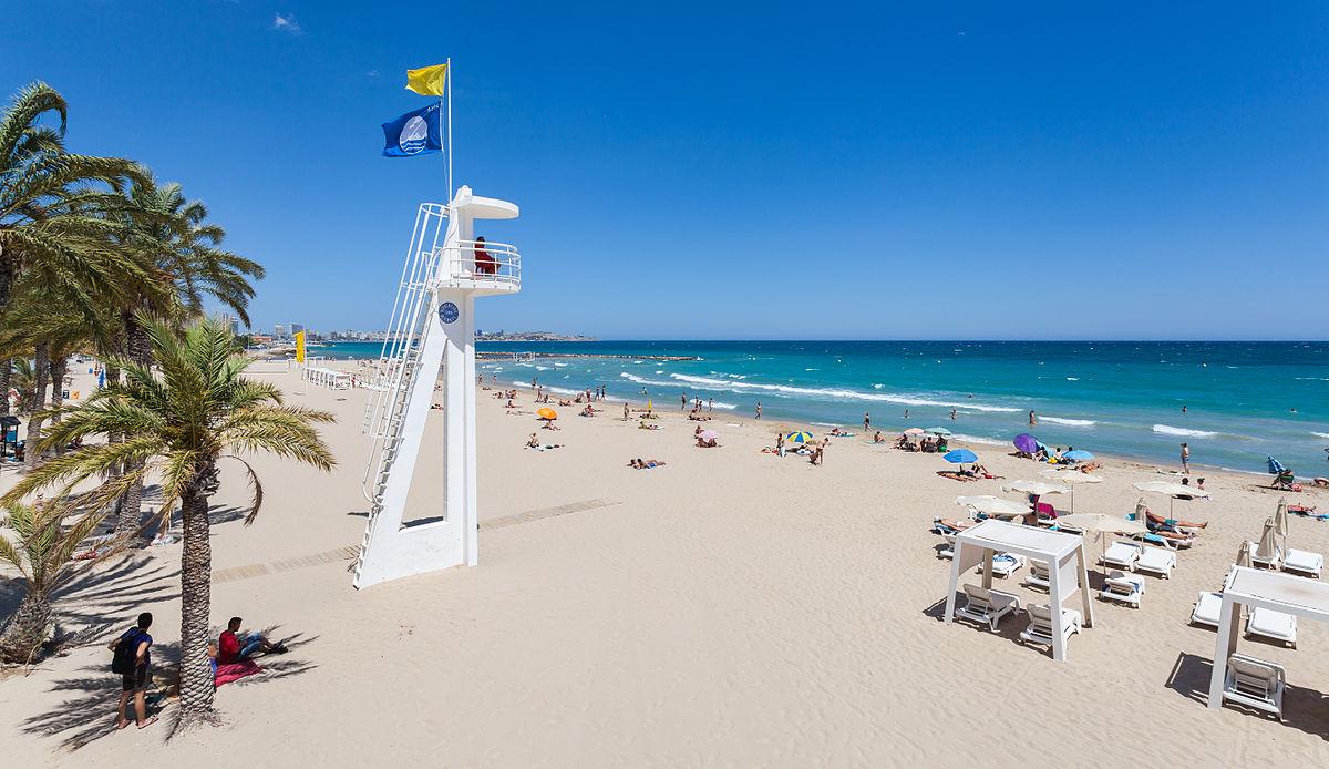 Playa El Andragó