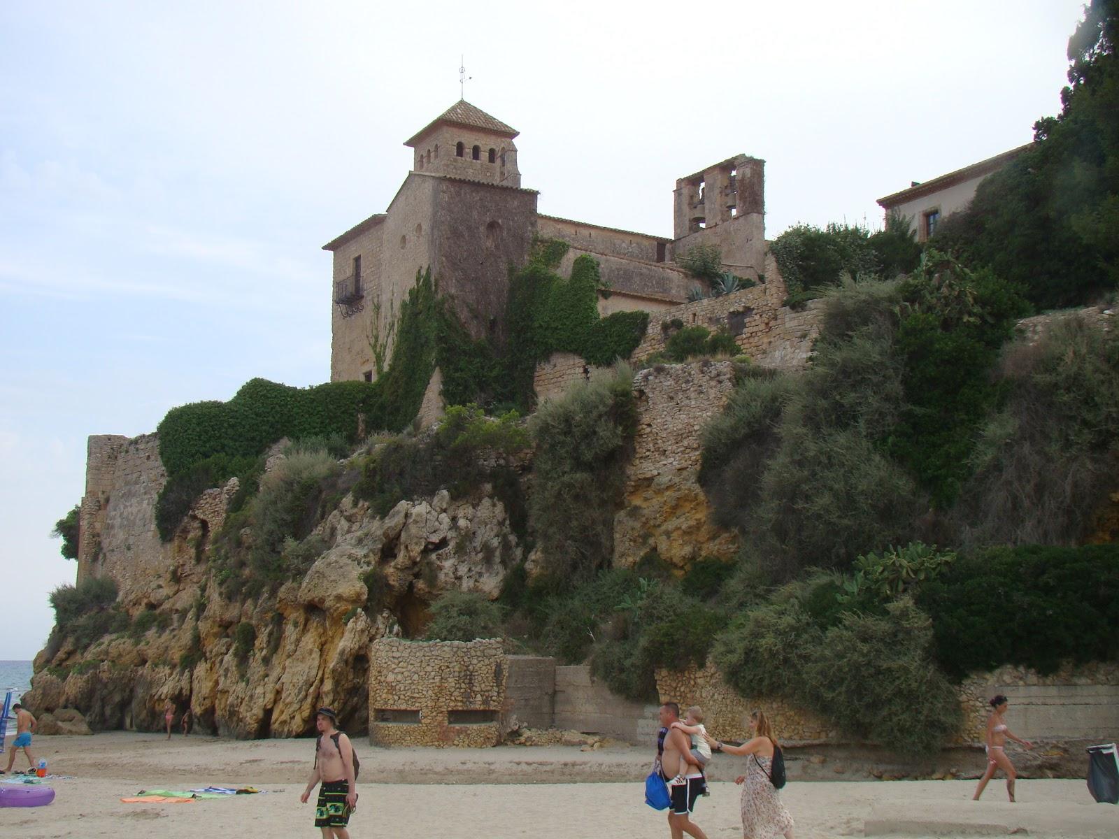 Foto playa Belcaire / Tamarit.