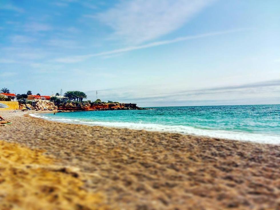 Foto playa Cala Puntal II.