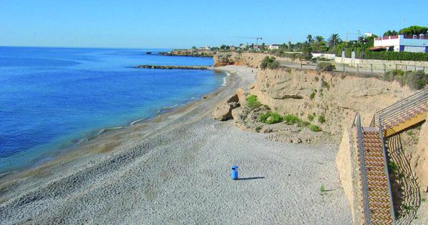 Foto playa Cala de les Timbes.