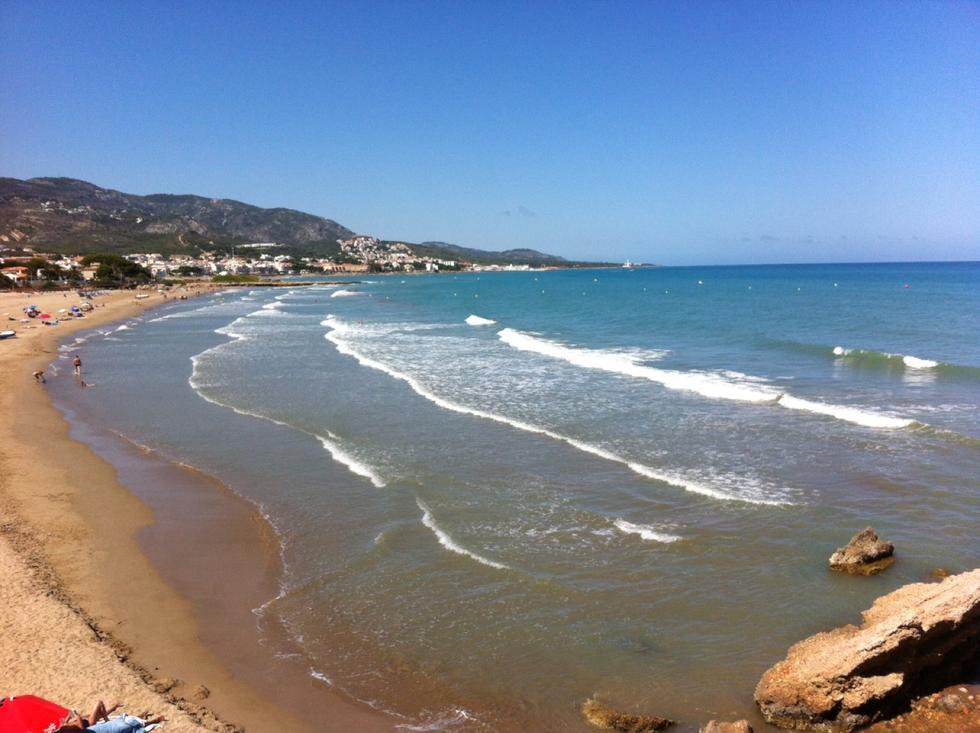 Foto playa Cala Fondo de Bola.