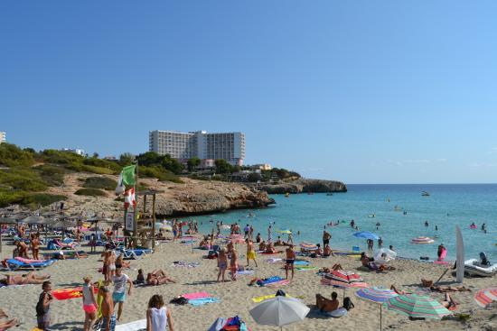 Foto playa Cala Sol de Riu.
