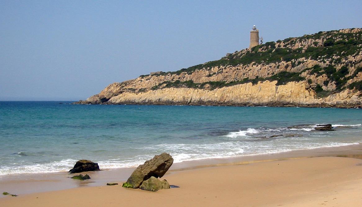 Foto playa El Cañuelo. Playa del Cañuelo