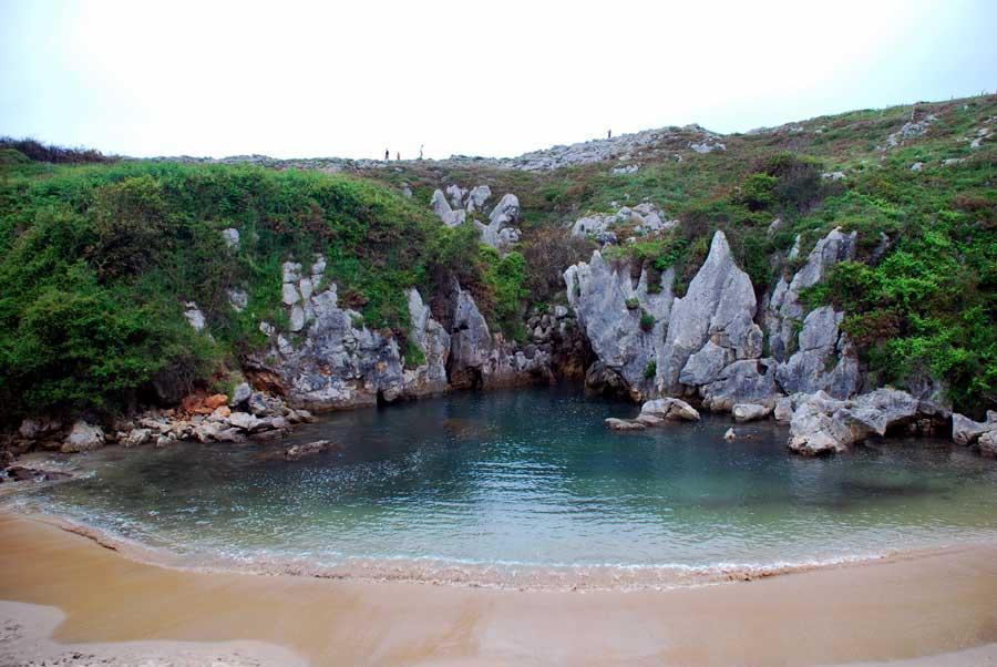 Foto playa Area das Vacas.