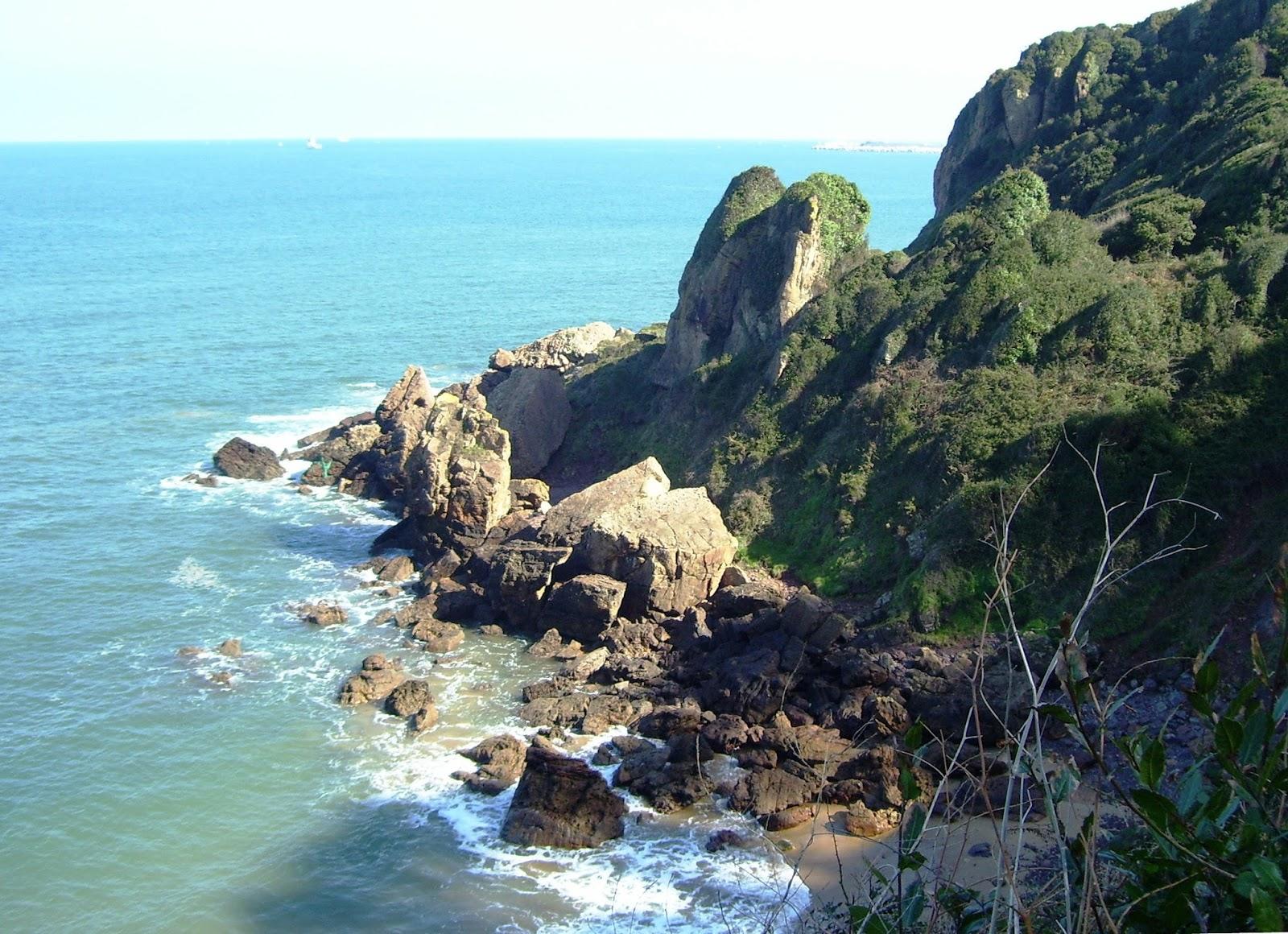 Foto playa O Lodeiro.