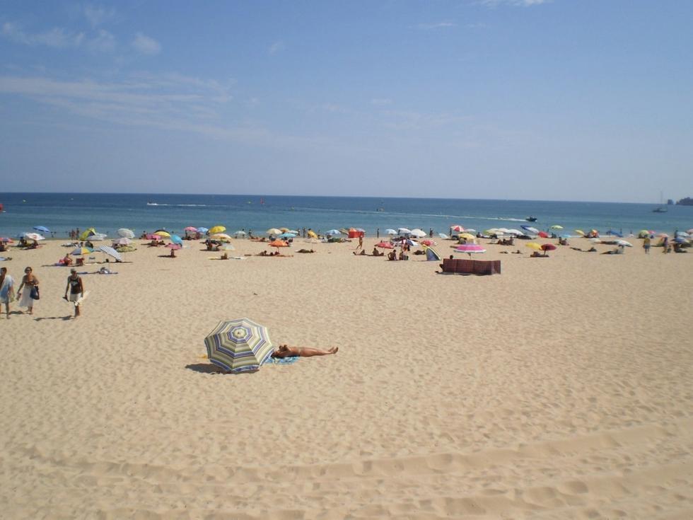 Foto playa San Roque.