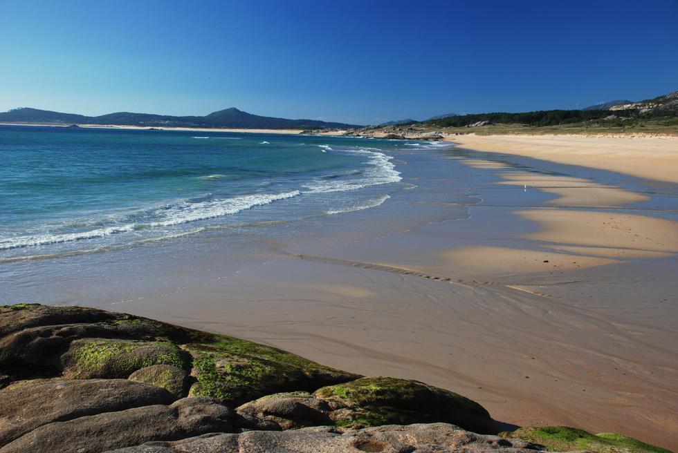 Foto playa O Vilar.