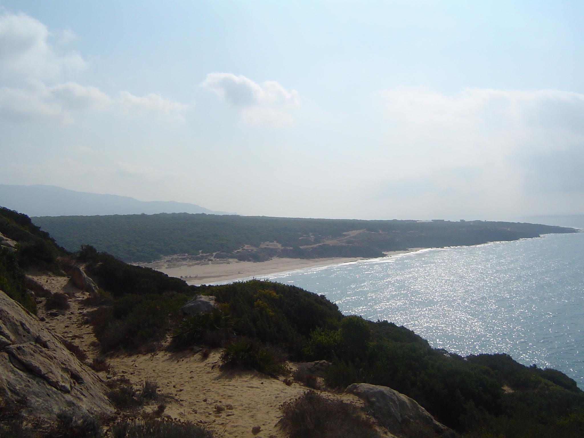 Foto playa El Cañuelo. Camarinal