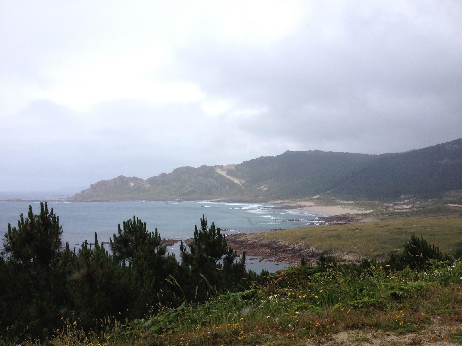 Playa Praia dos Curas