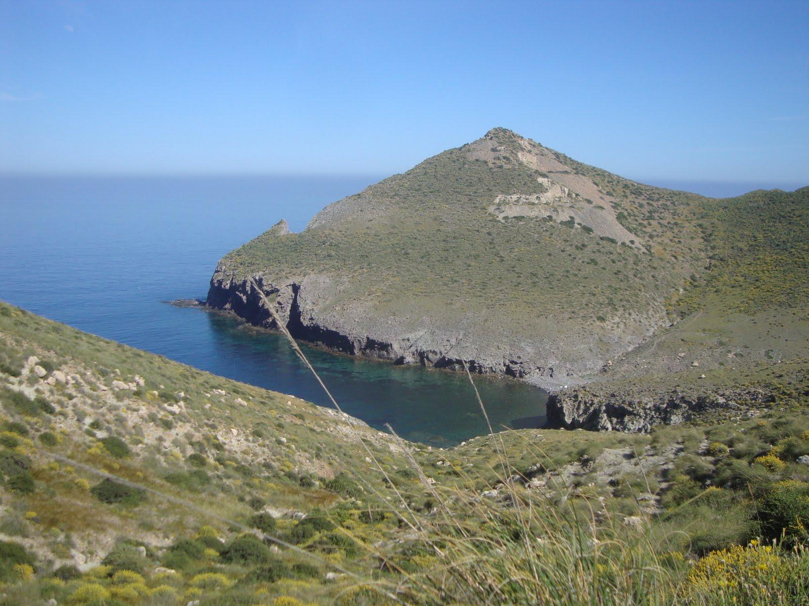 Playa Cala del Bergantín