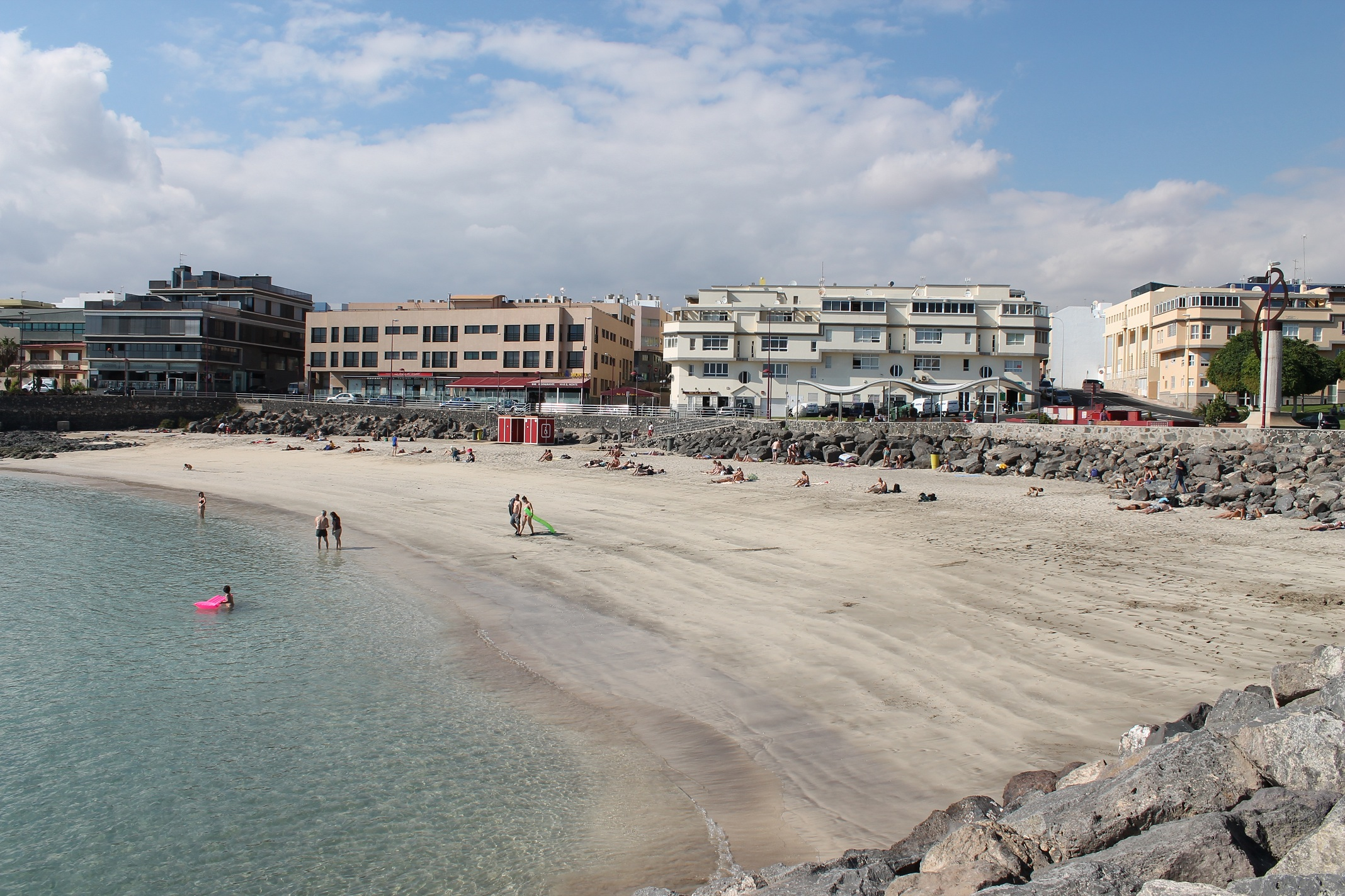 Playa Playa Chica