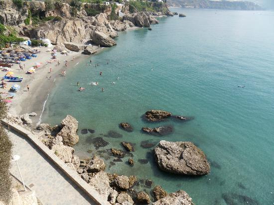 Playa Río Torrox