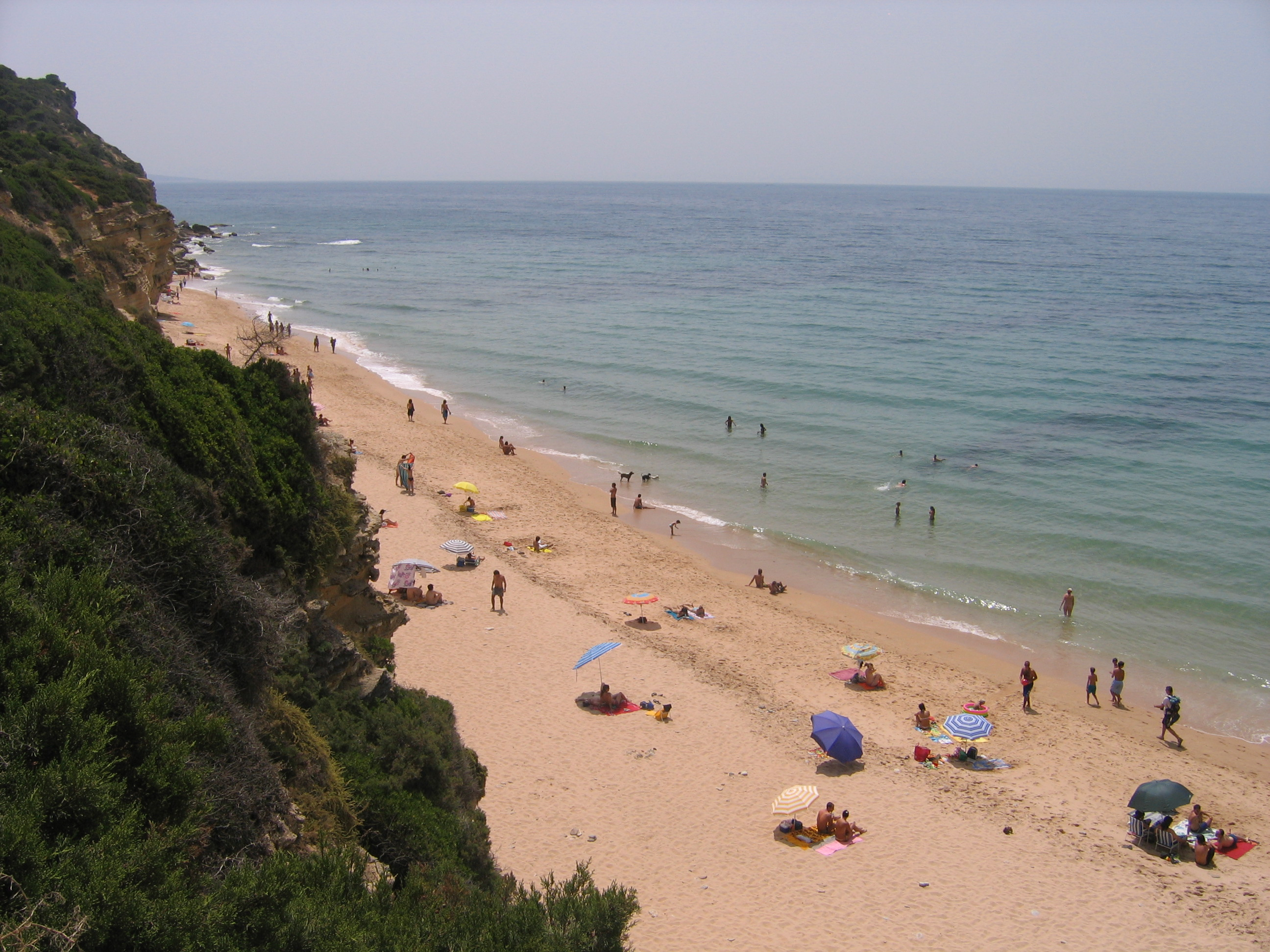 Foto playa Los Alemanes. hiden Beach