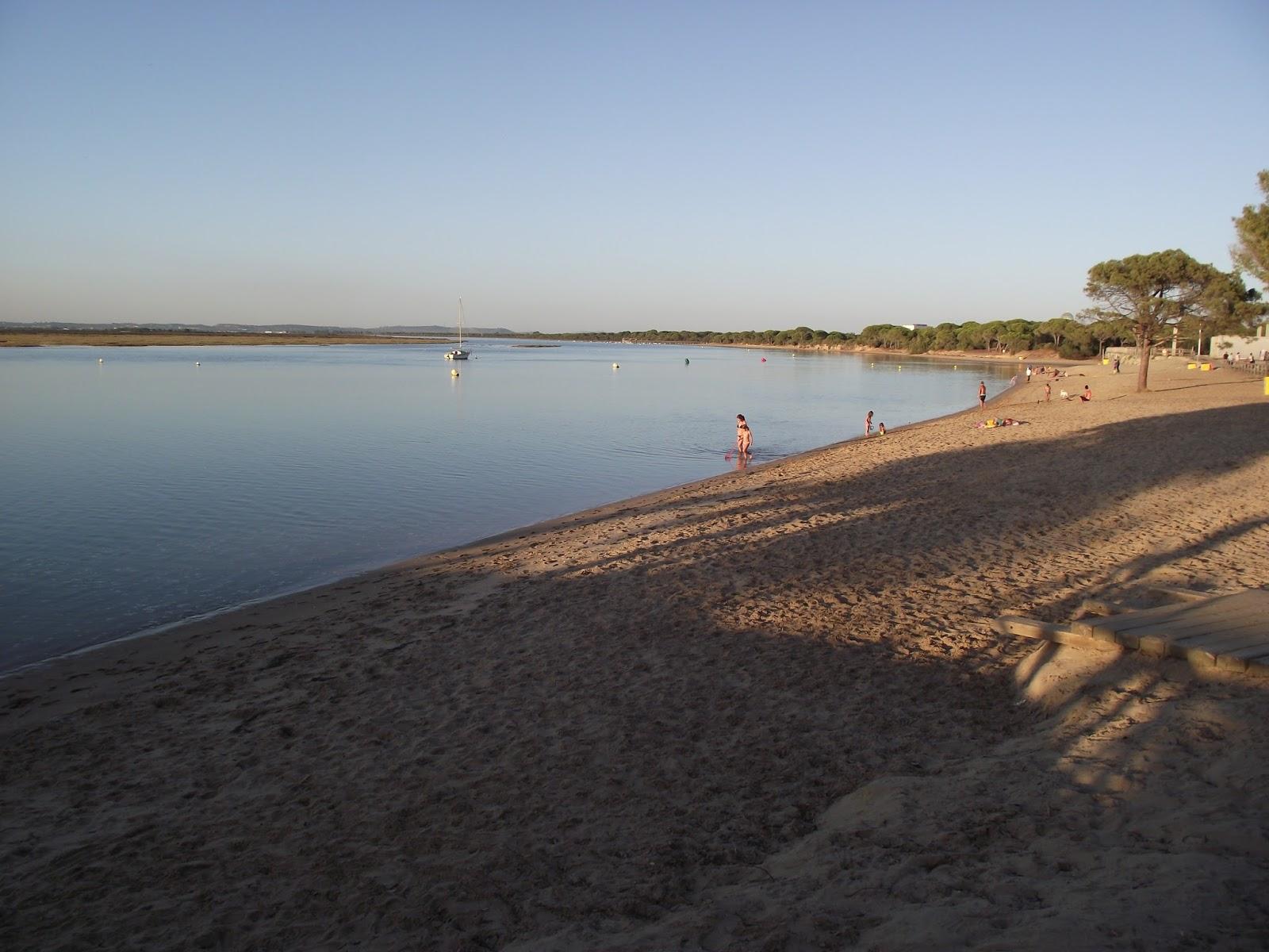 Playa La Ministra / Río San Pedro