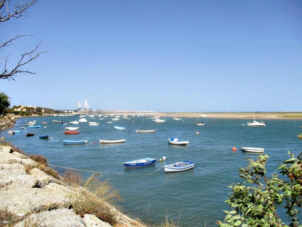 Foto playa El Conchal / Río San Pedro.