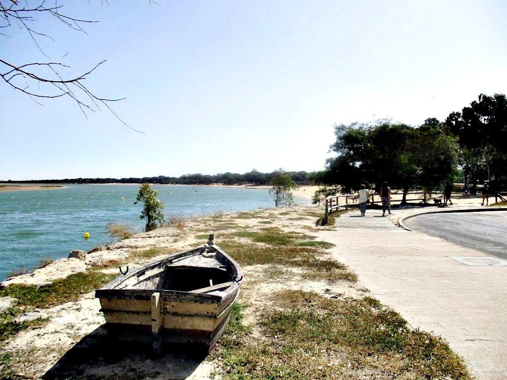 Playa El Conchal / Río San Pedro