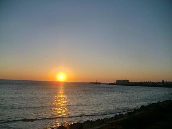 Foto playa La Media Luneta.