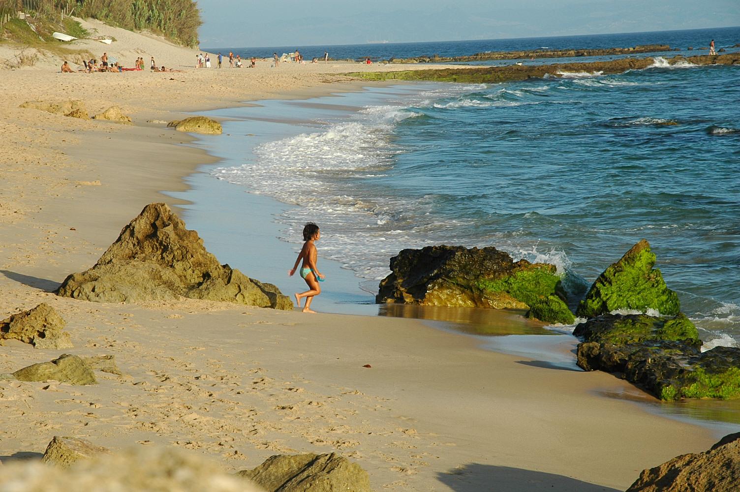 Foto playa Los Alemanes. Playa Ex-Secreta