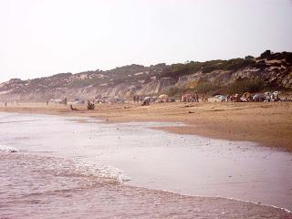 Foto playa Castilla.