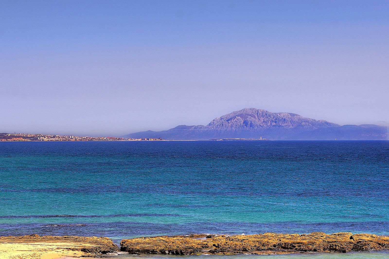 Foto playa Los Alemanes. La Playa del Mirlo...