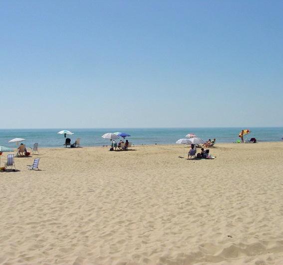 Foto playa Icona / Pesmar.