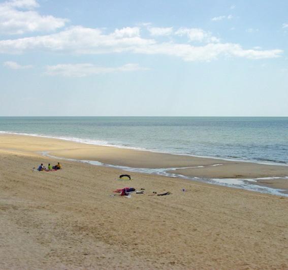 Foto playa Rompeculos.