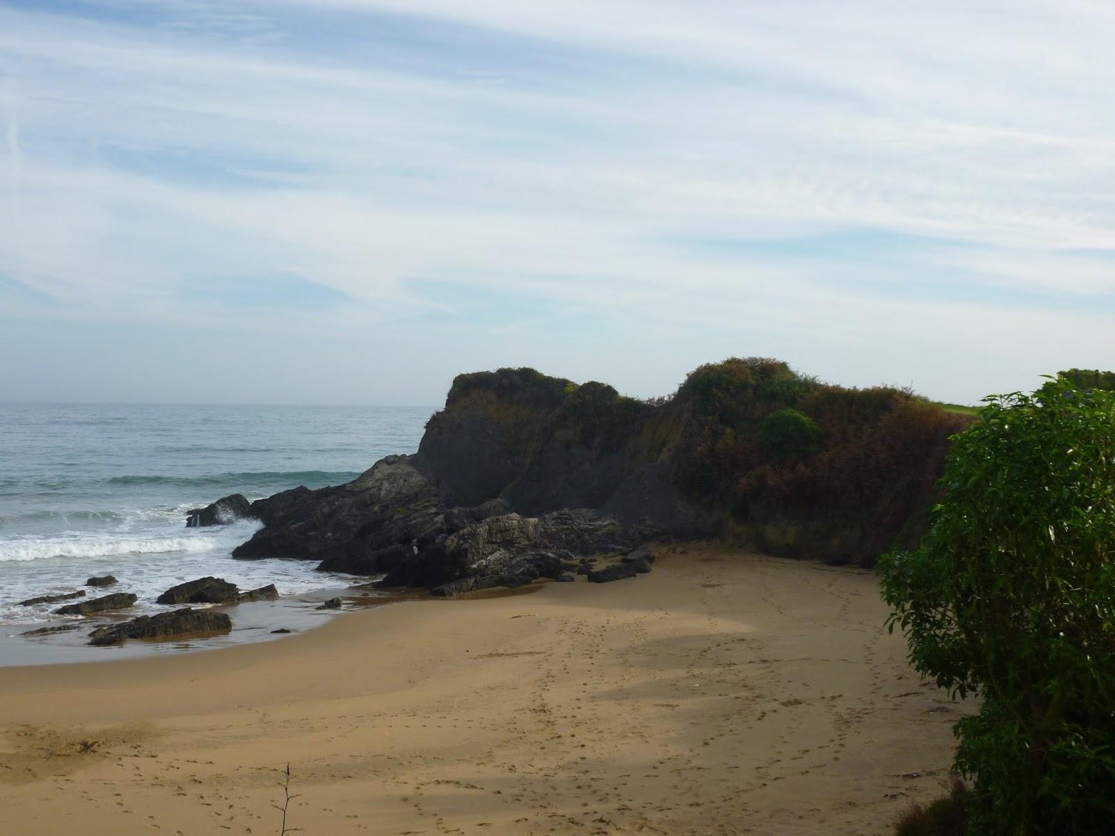 Playa Salmoriera / El Barrigón
