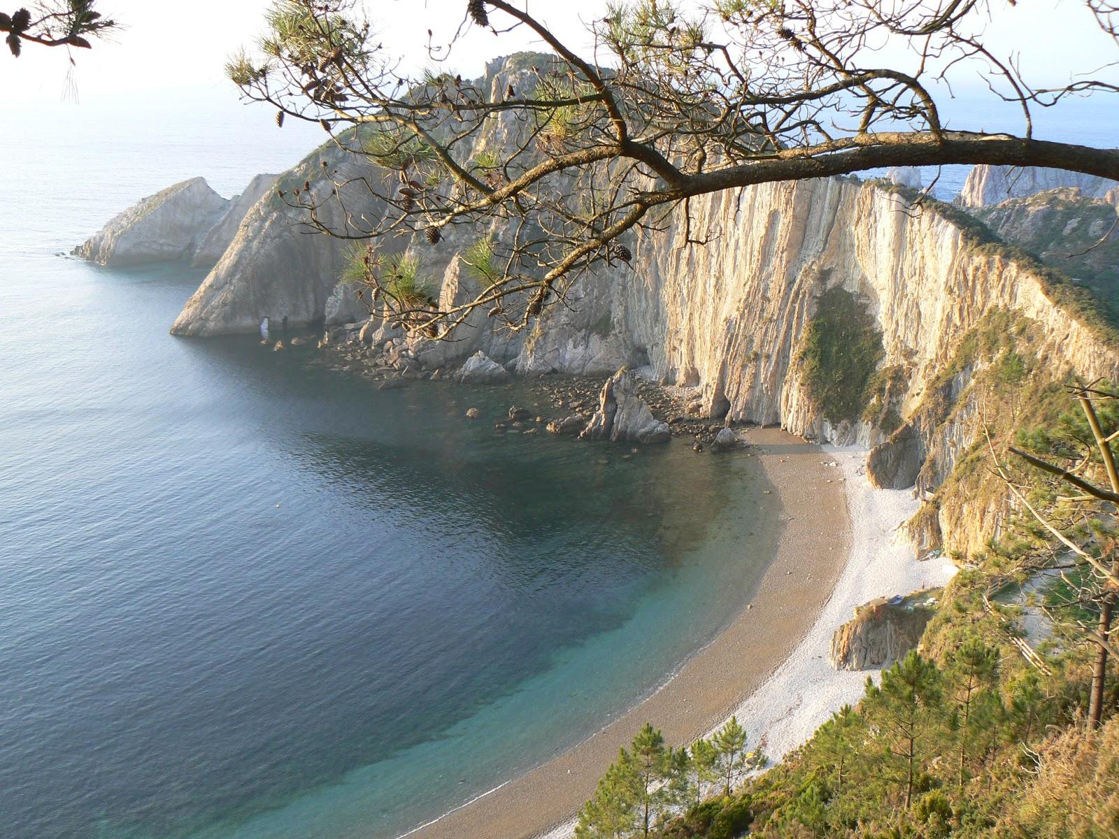 Foto playa Pumarín.