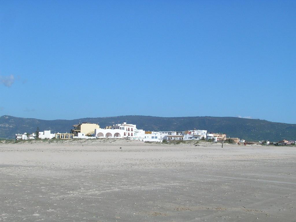 Foto playa Atlanterra. Zahara de los Atunes