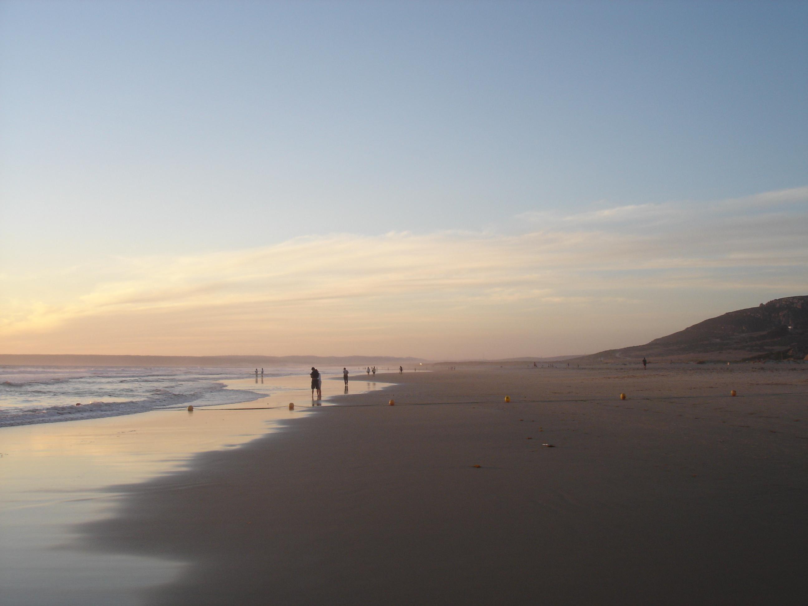 Foto playa Atlanterra. ZAHARA DE LOS ATUNES JUL