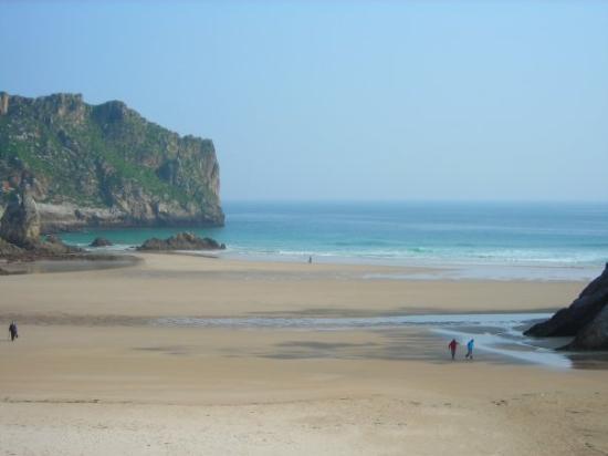Foto playa La Losera.