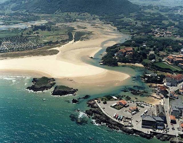 Foto playa El Cándano.