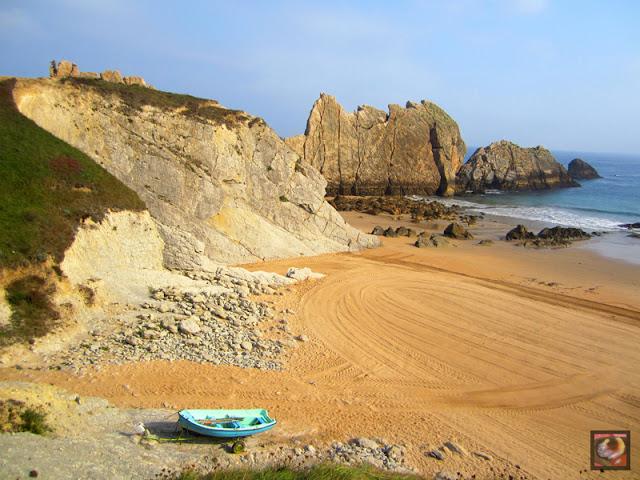 Foto playa Arnía.