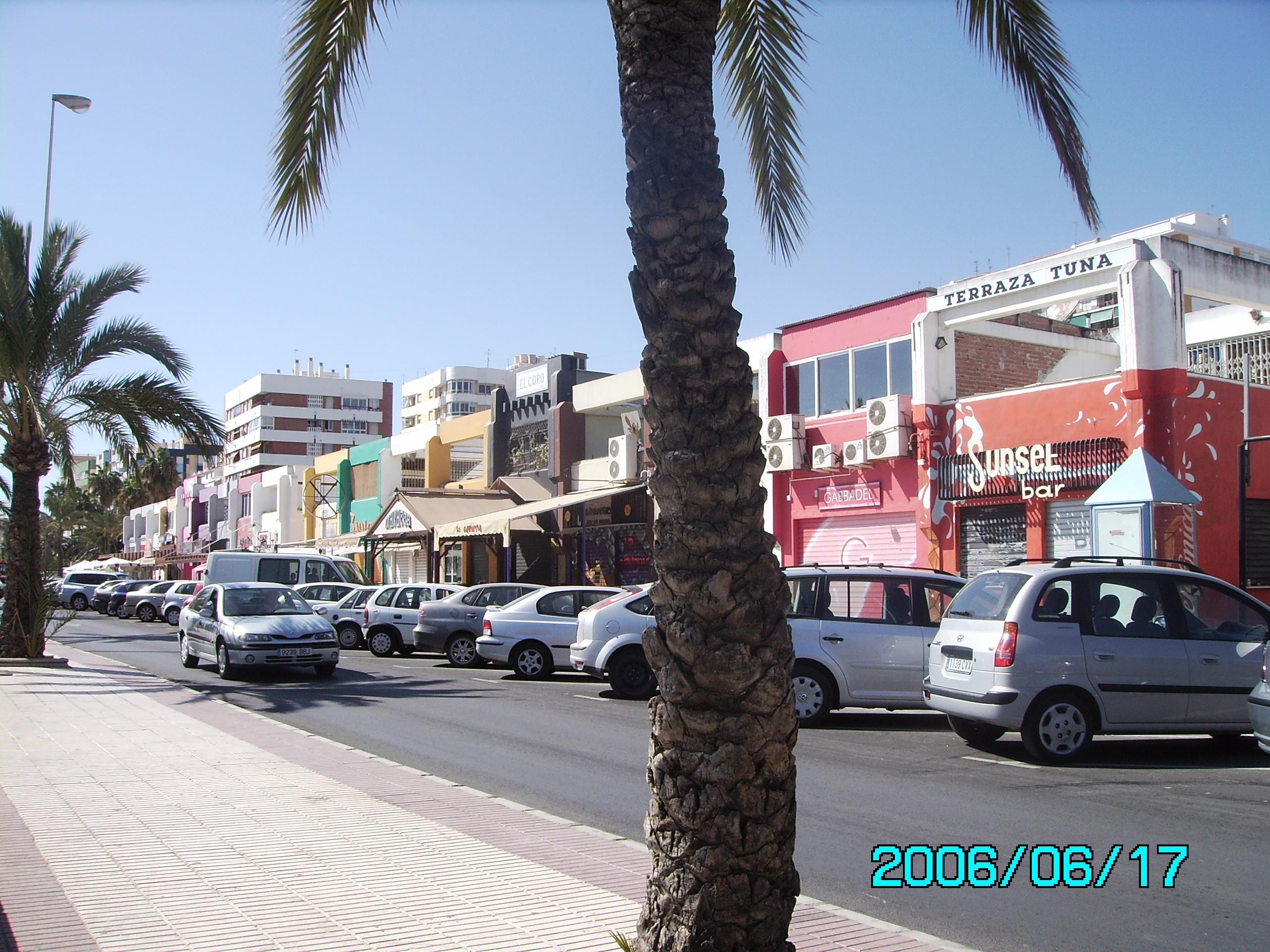 Foto playa Torre del Mar. EL COPO,SITIO DE MARCHA DE TORRE DEL MAR