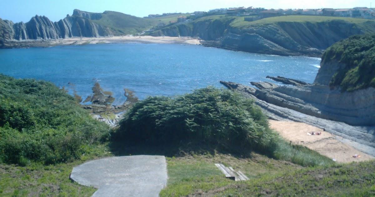Foto playa Cerrias.