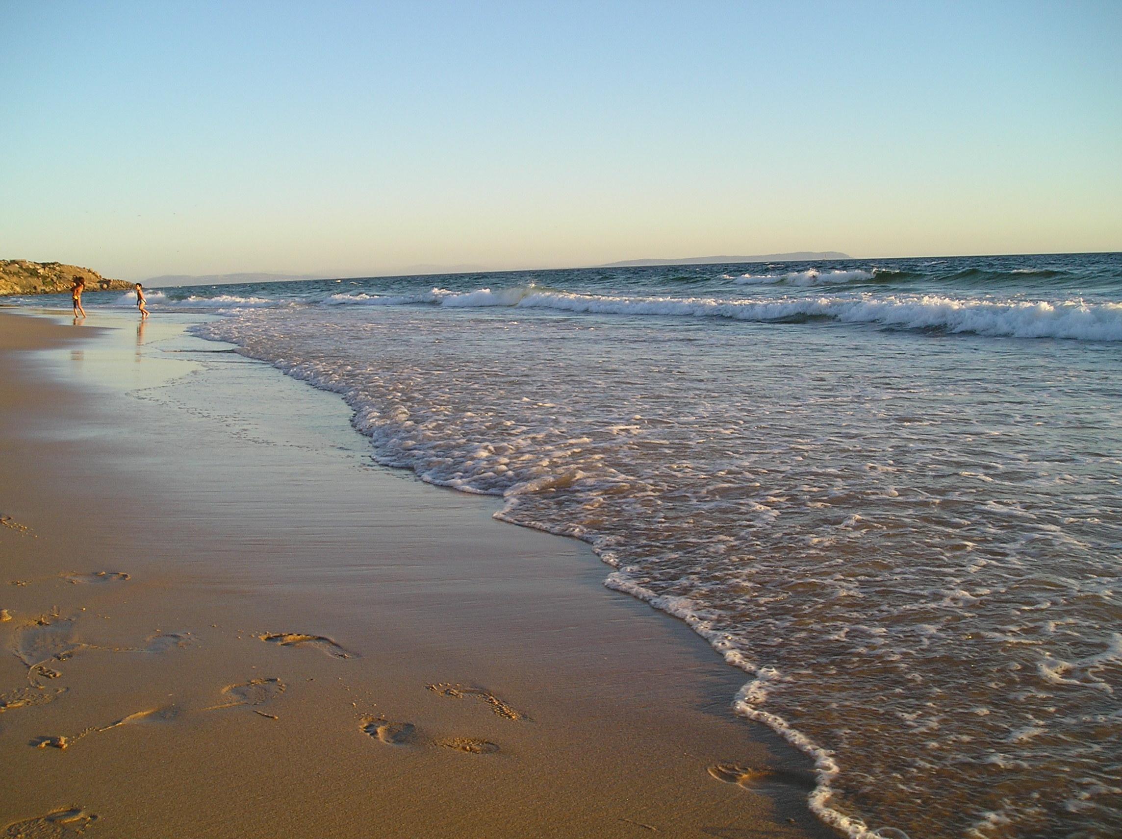 Foto playa Zahora. Playa de los alemanes