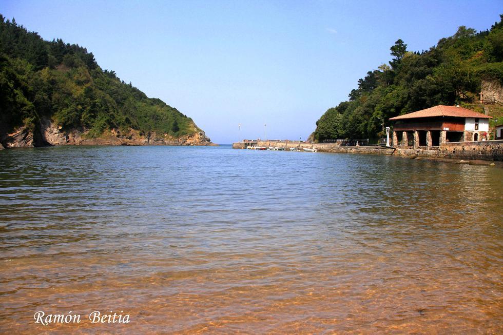 Foto playa Hondartzape.