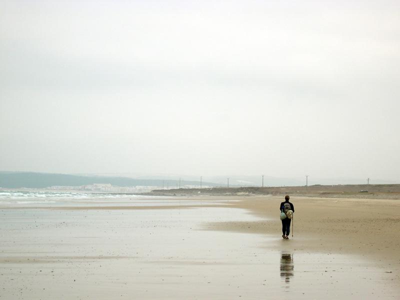 Playa Cañillos / Del Botero