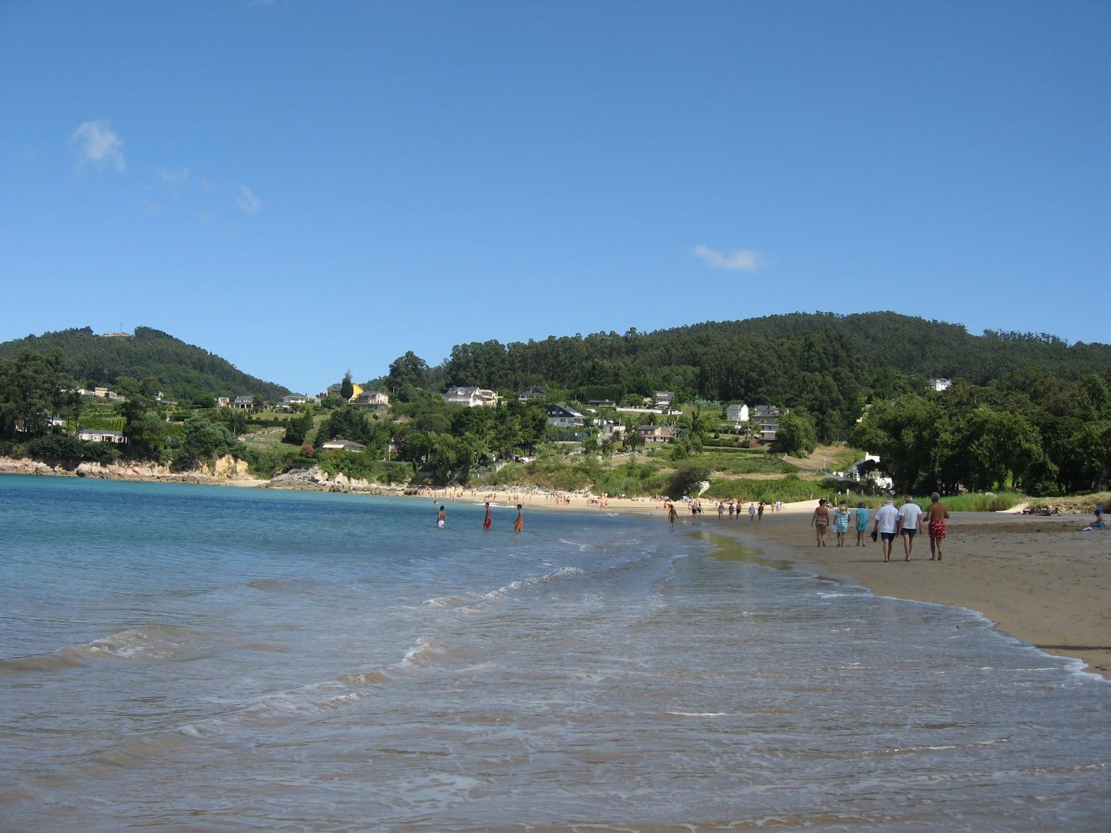Playa Area Pequena / Areosa