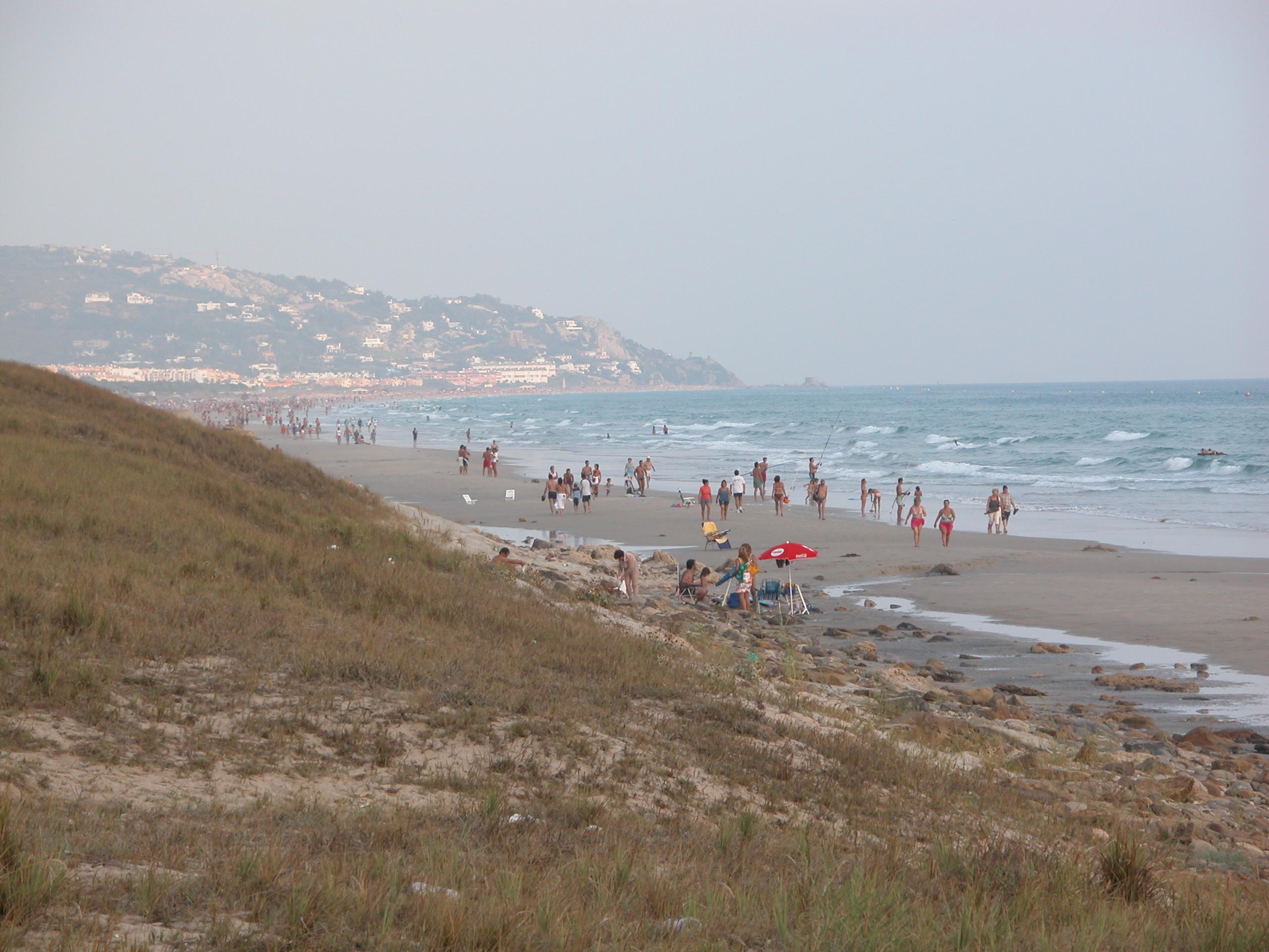 Foto playa Cañillos / Del Botero. Zahara de los atunes
