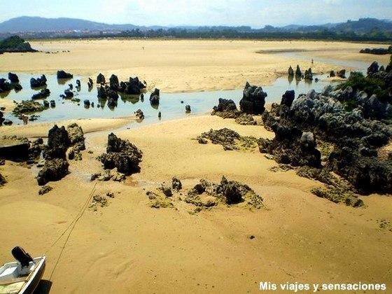 Playa Os Fondas