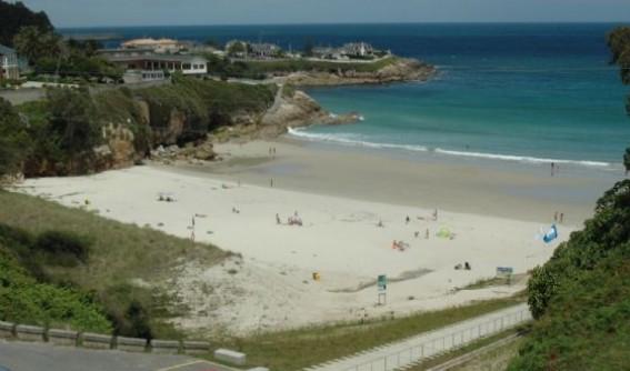 Foto playa Xuncos / Cabalar.