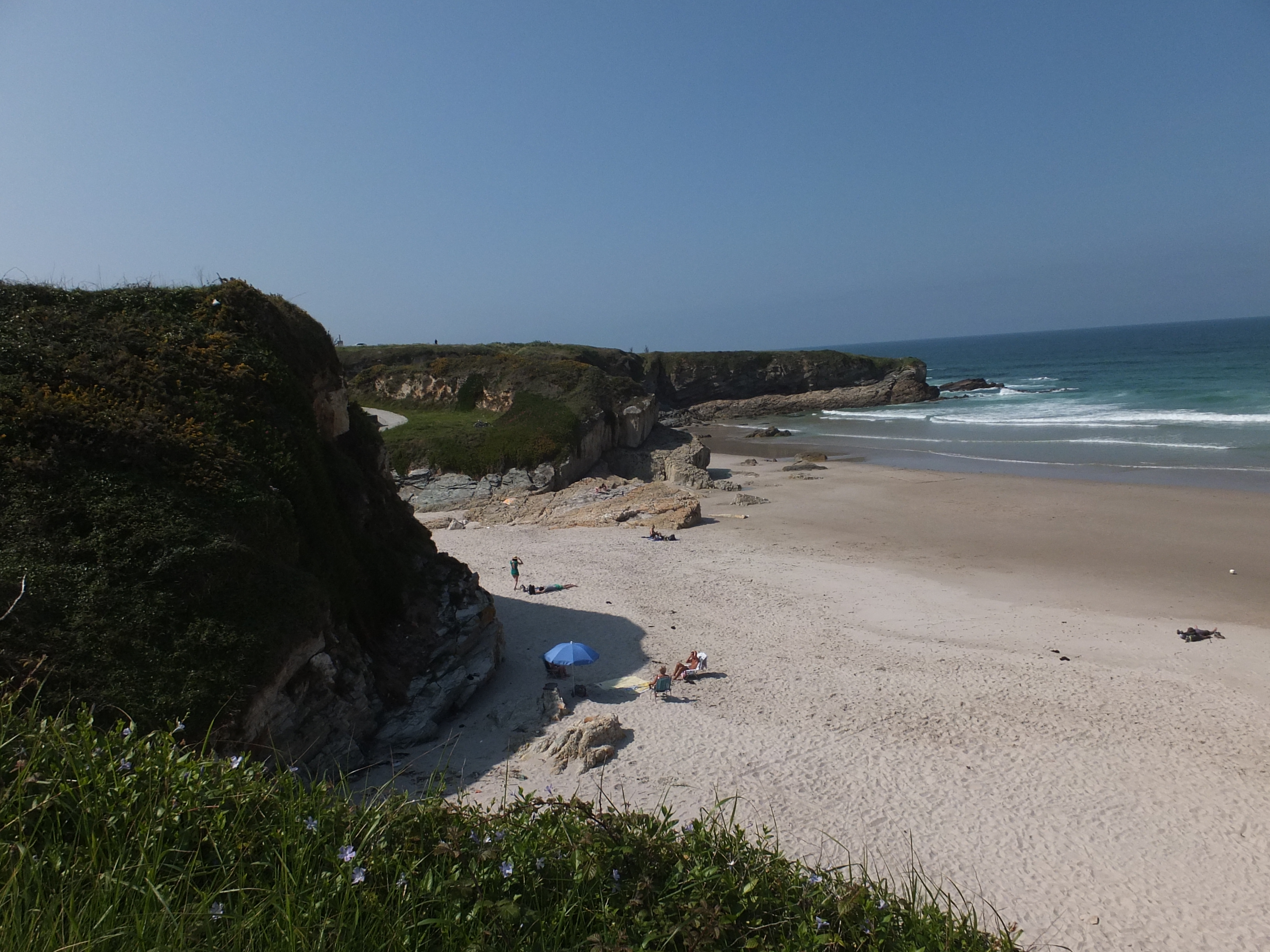Playa Xuncos / Cabalar