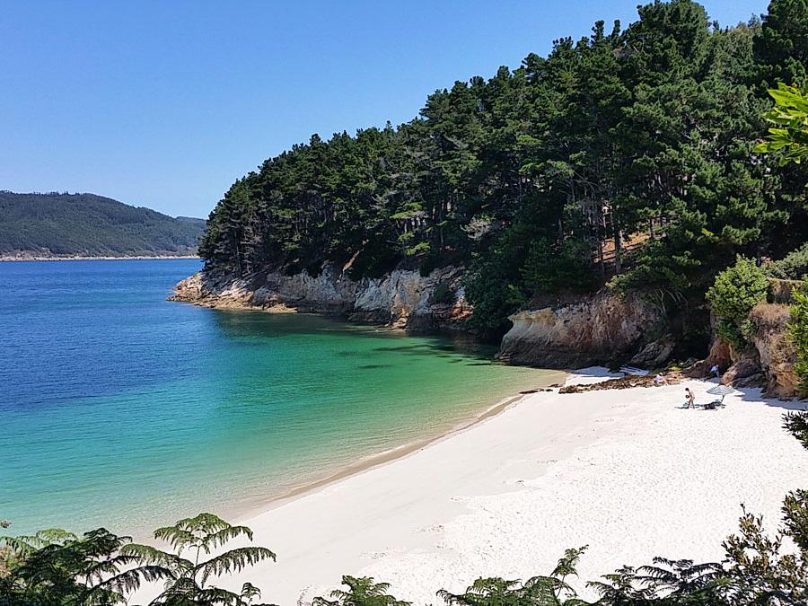 Foto playa Cegoñas.
