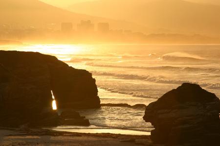 Foto playa Pereira.