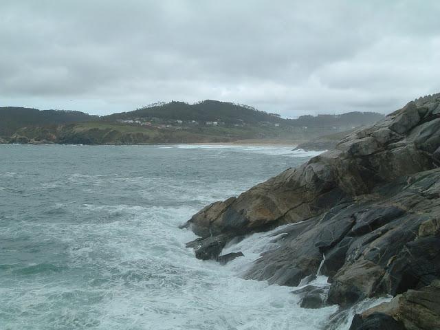 Foto playa Reboeira.